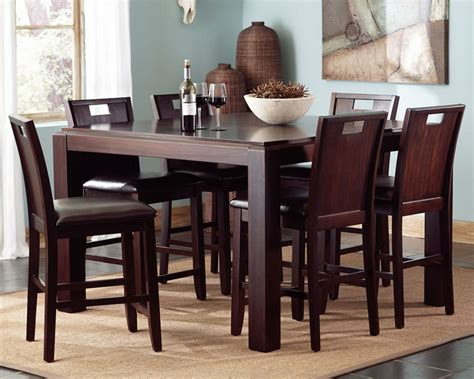 dining room counter height sets 4 dining room set 187 dining room decor ideas and