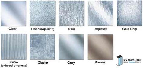 shower doors glass types doors type the movement of the door leaves is by means