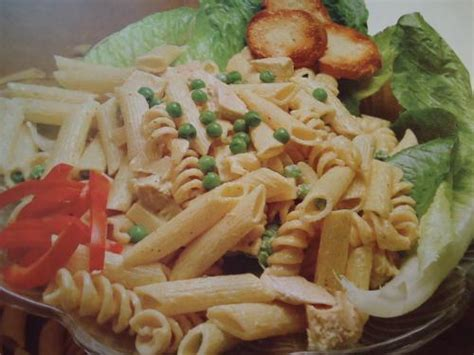 salade de p 226 tes au poulet et au gruy 232 re pol martin de callyoe recettes