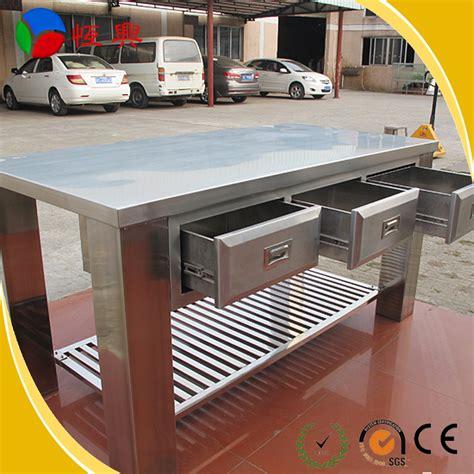 industrial kitchen work table kitchen working table used industrial work table stainless