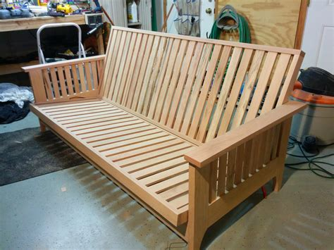 futon woodworking plans bruce s futon plans come to sector67