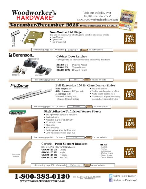 woodworker coupon woodworking coupons sale flyer for 2015 woodworker s