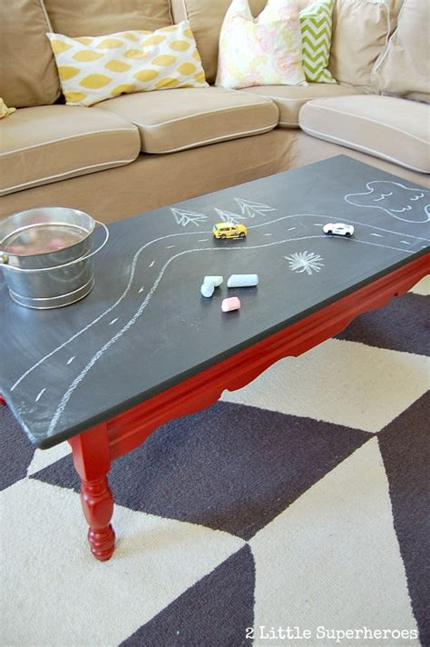 chalk paint ideas for tables how to use chalkboard paint to make a table stand out