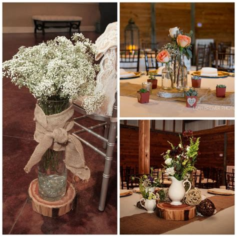 rustic outdoor decorations rustic wedding decorations for indoor and outdoor settings