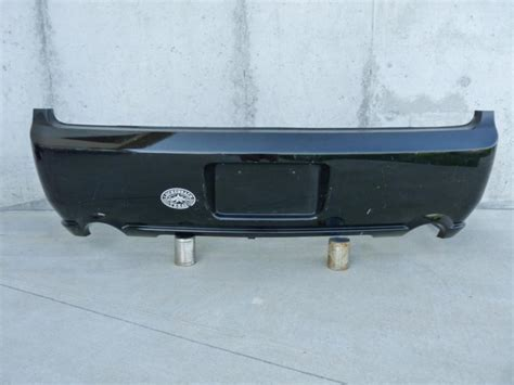 sell 05 06 07 08 09 ford mustang gt rear bumper cover oem