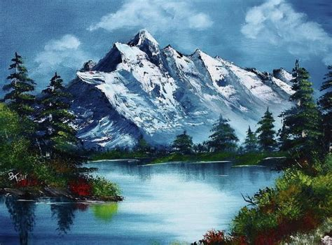 bob ross paintings original for sale 137 best the of bob ross images on
