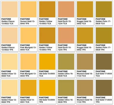 golden color shades 25 best ideas about pantone gold on room