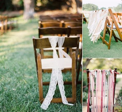 wedding chair decor and styling ideas weddbook