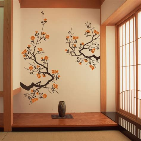 sticker decor for walls asian wall decor for interesting in your home