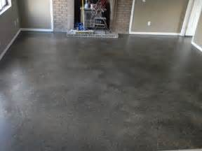 painting concrete basement floor best 25 painted concrete floors ideas on