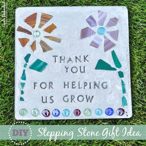 stepping craft for stepping tutorial a gift for a loved one s garden