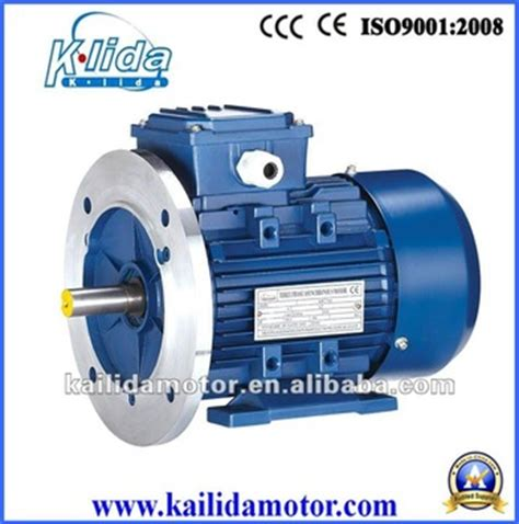 Motor Electric 380v by 220v 380v 3 Phase Electric Motor Ip55 Protection Class