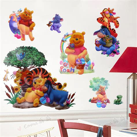 classic winnie the pooh wall decals for nursery winnie the pooh nursery wall decals diy winnie the pooh