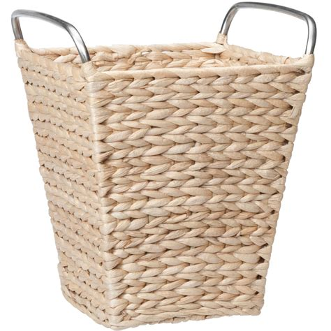 small waste basket wicker waste basket in small trash cans