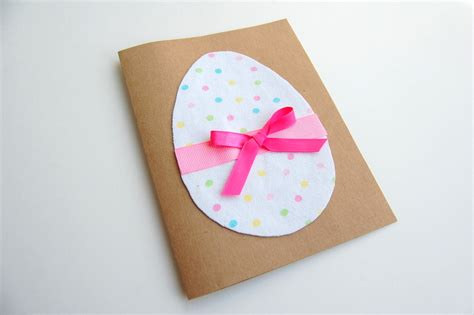 easter cards to make for children diy easter cards