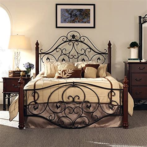wrought iron bed frame canada wrought iron bed frame best deals and prices