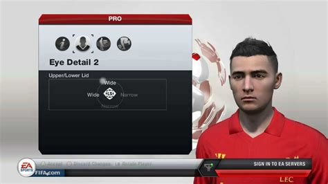fifa 14 all hairstyles fifa 14 and 13 how to make your virtual pro look like
