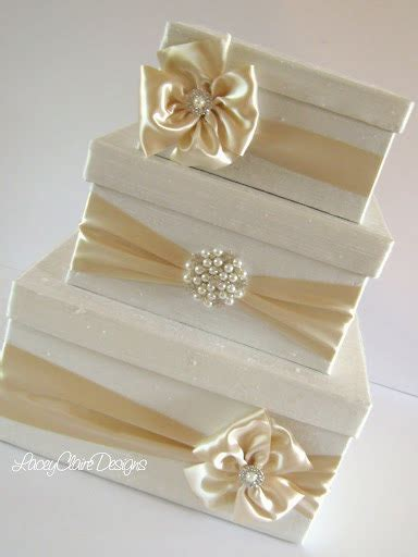 how to make gift card boxes for weddings wedding card box money box gift card box holder custom made to