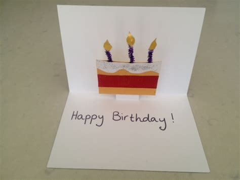 how to make pop up birthday cards for pop up birthday card pop up greeting card birthday cake