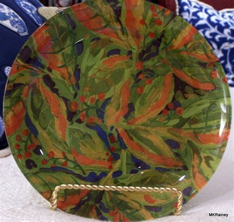 decoupage with leaves 1000 images about decoupage plates on cabbage
