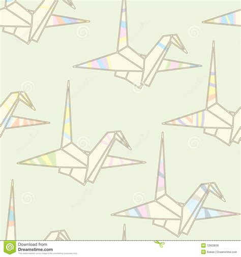 pattern origami seamless striped origami pattern royalty free stock image