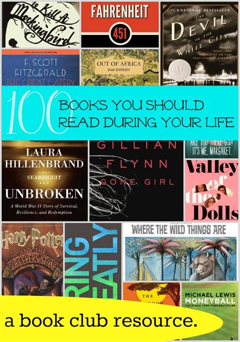100 picture books 100 books you should read during your