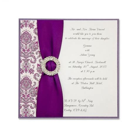how to make invitation card for wedding 25 fantastic wedding invitations card ideas
