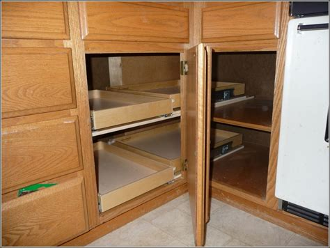 corner kitchen cabinet solutions blind corner cabi solutions diy best home design ideas
