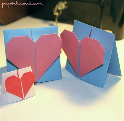 make origami cards origami card 2016
