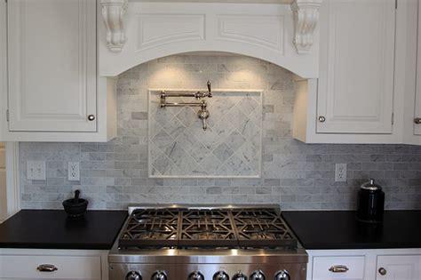 carrara marble kitchen backsplash bianco carrara marble backsplash flickr photo