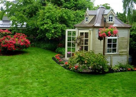 small backyard garden design backyard landscaping design ideas charming cottages and sheds