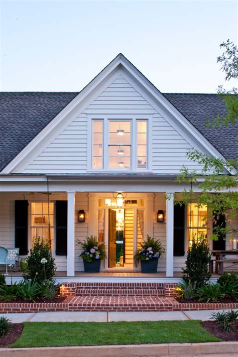 farmhouse style home plans southern living idea house in farmhouse renovation