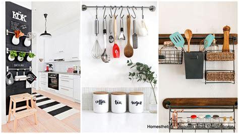 kitchen storage ideas for small kitchens emphasize small spaces with kitchen wall storage ideas