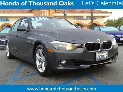 Thousand Oaks Bmw by Bmw Gray Thousand Oaks With Pictures Mitula Cars