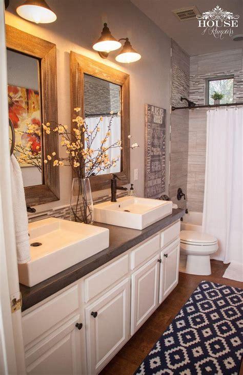 House To Home Bathroom Ideas by 36 Best Farmhouse Bathroom Design And Decor Ideas For 2017