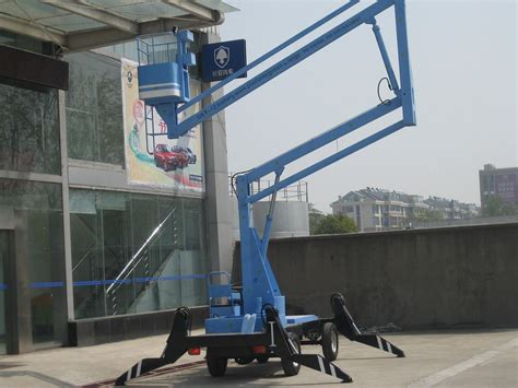 Electric Motor Lift by China Gtz 6 Electric Motor Lift Platform China Lift