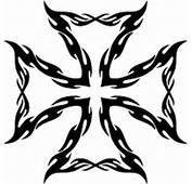 Tribal Iron Cross Vinyl Decal Sticker Car Truck Tattoo  EBay