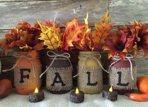 fall craft ideas 50 of the best diy fall craft ideas kitchen