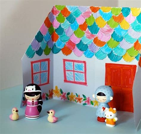 crafts for using paper easy paper crafts for