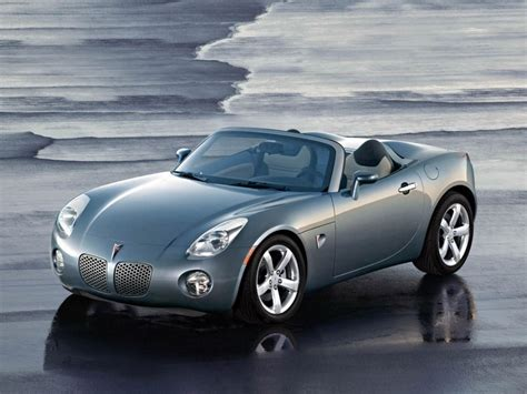 Pontiac Sky by 2006 Gm Just Had Roadster Triplets Pontiac Solstice