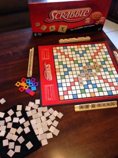 open scrabble hasbro scrabble review giveaway who said nothing in