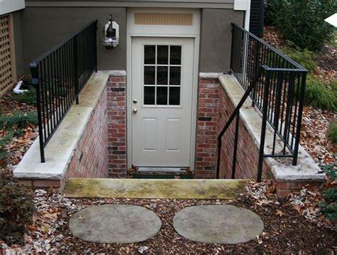 outdoor basement doors 25 best ideas about basement entrance on