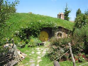 Burm House the shire lotr and hobbit movie set in matamata new
