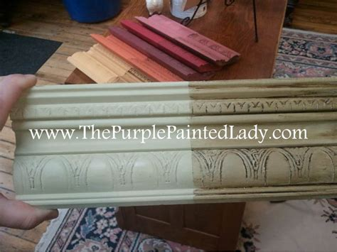 Sanding Chalk Paint 174 Before Or After Waxing The Purple