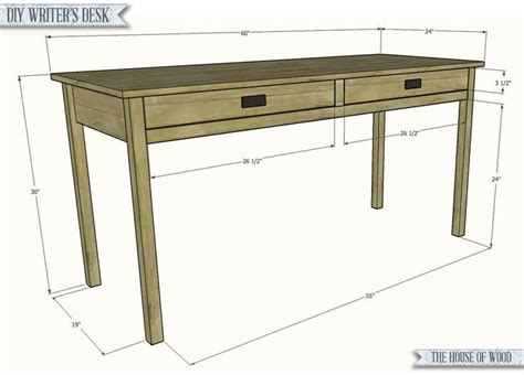 desk plans 25 best ideas about desk plans on woodworking