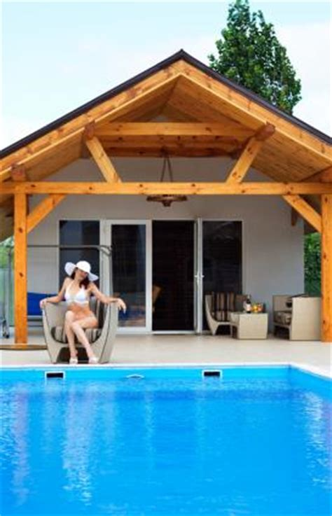 pool house plans with bathroom pool house design ideas lovetoknow