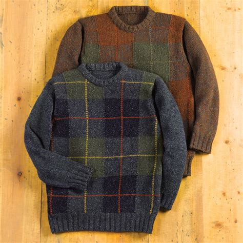 scottish knit sweaters scottish tartan wool sweater national geographic store