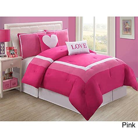 pink and white comforter set comforter sets bedding