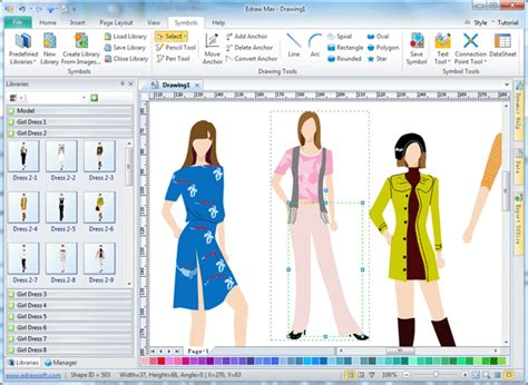 design programs fashion design program edraw
