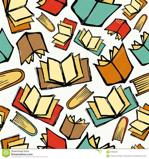 picture books free back to school books pattern royalty free stock photos